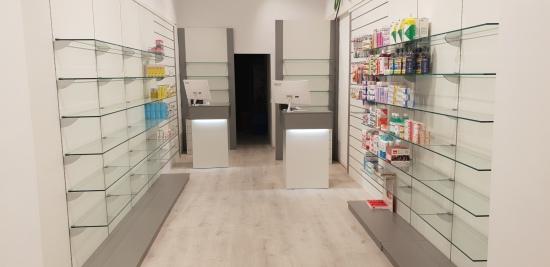 Mueble para Farmacia en Barcelona