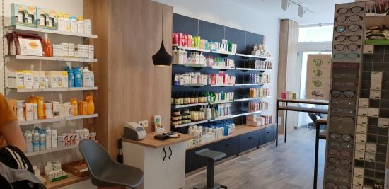 Estanterías para Farmacia