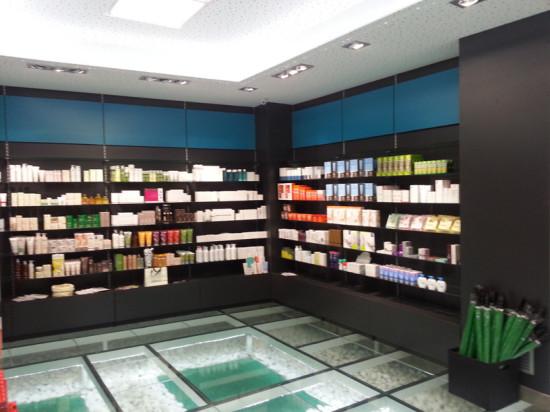Mobiliario Perfumería